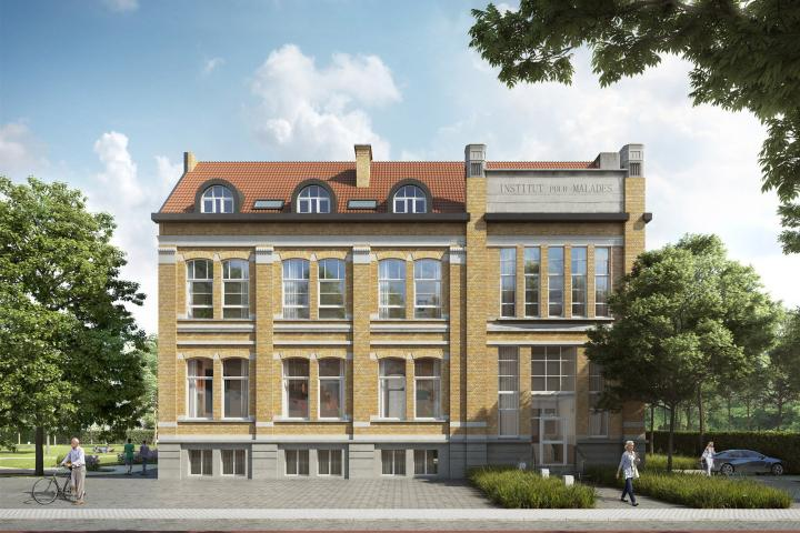 WE1809 Parkresidentie Institut Moderne Gent (2)