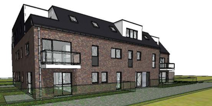 WE2004 Render Residentie Broedershof Eeklo (1)